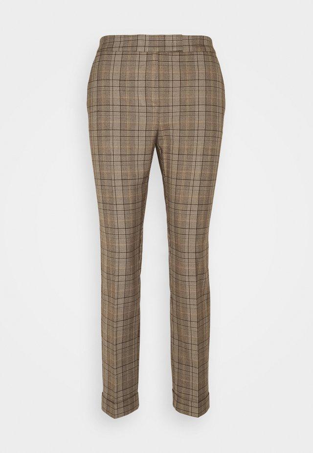 DINTORNO - Stoffhose - beige pattern