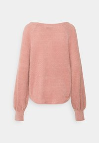 Hollister Co. - COZY EYELASH EASY - Pullover - pink - 1