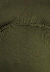 Slacks & Co. - AMELIA - Maxi dress - khaki - 5