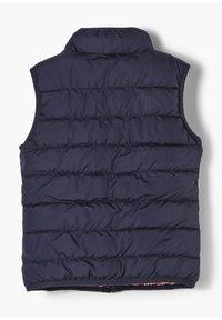 s.Oliver - Waistcoat - dark blue - 1