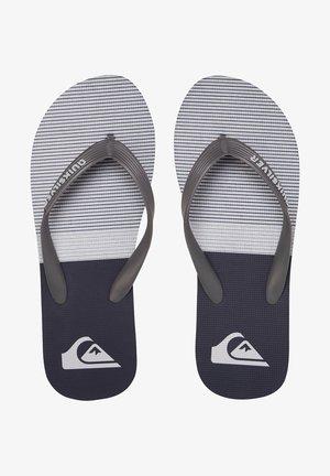 MOLOKAI - Pool shoes - grey
