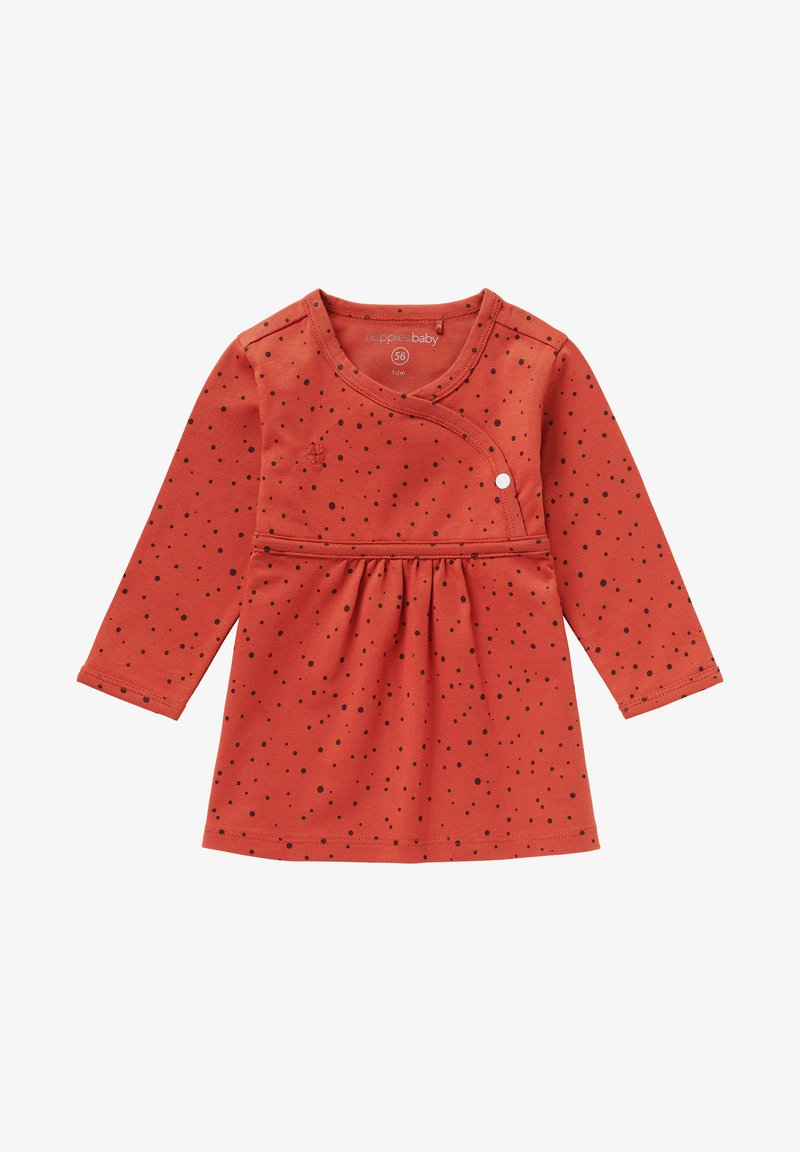 Noppies - Jersey dress - spicy ginger