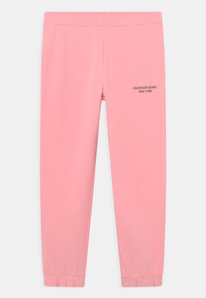MINI MONOGRAM  - Pantalones deportivos - soft berry