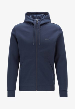 SAGGY - Zip-up hoodie - marine