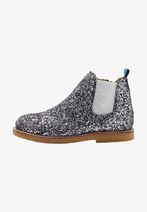 CHELSEA - Classic ankle boots - mystisch/metallic-glitzer