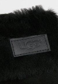 UGG - TURN CUFF GLOVE - Rukavice - black - 3