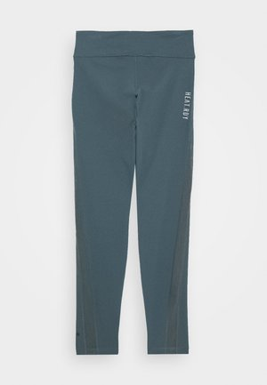 Legginsy - legacy blue/dash grey