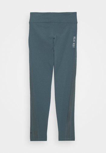 Leggings - legacy blue/dash grey