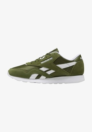 CLASSIC NYLON SHOES - Sneakers laag - green