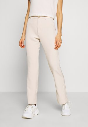 SASSY  - Trousers - bone