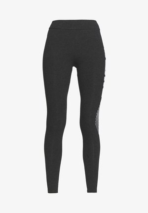 GRAPHIC LEGGINGS - Leggings - dark gray heather