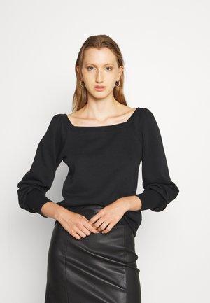 ARIEL - Sweater - black