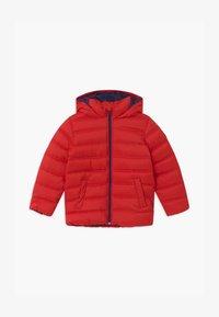 Benetton - BASIC BOY - Zimní bunda - red - 0
