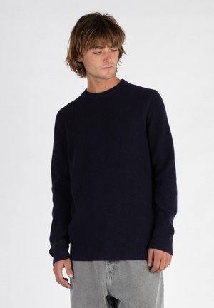 GLENDAL SWEATER - Sweatshirt - navy