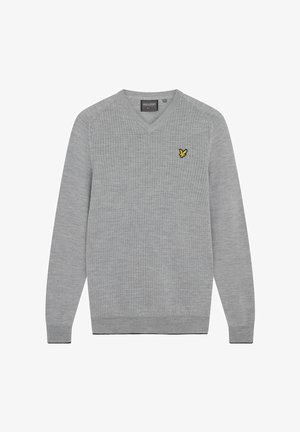Pullover - pebble
