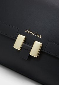 Maison Hēroïne - LILIA MINI - Across body bag - black - 4