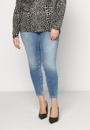 CARWILLY  LIFE  - Jeans Skinny Fit - light-blue denim