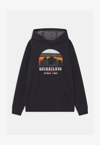 Quiksilver - BIG LOGO YOUTH - Collegepaita - true black - 0