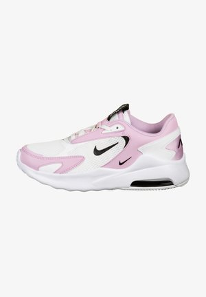 AIR MAX MOTION - Trainers - white/black/light artic pink