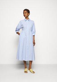 MAX&Co. - CARLO - Shirt dress - light blue - 0