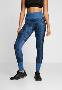 adidas by Stella McCartney - Tights - blue - 0