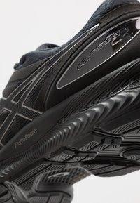 ASICS - GEL NIMBUS 22 - Neutral running shoes - black - 5