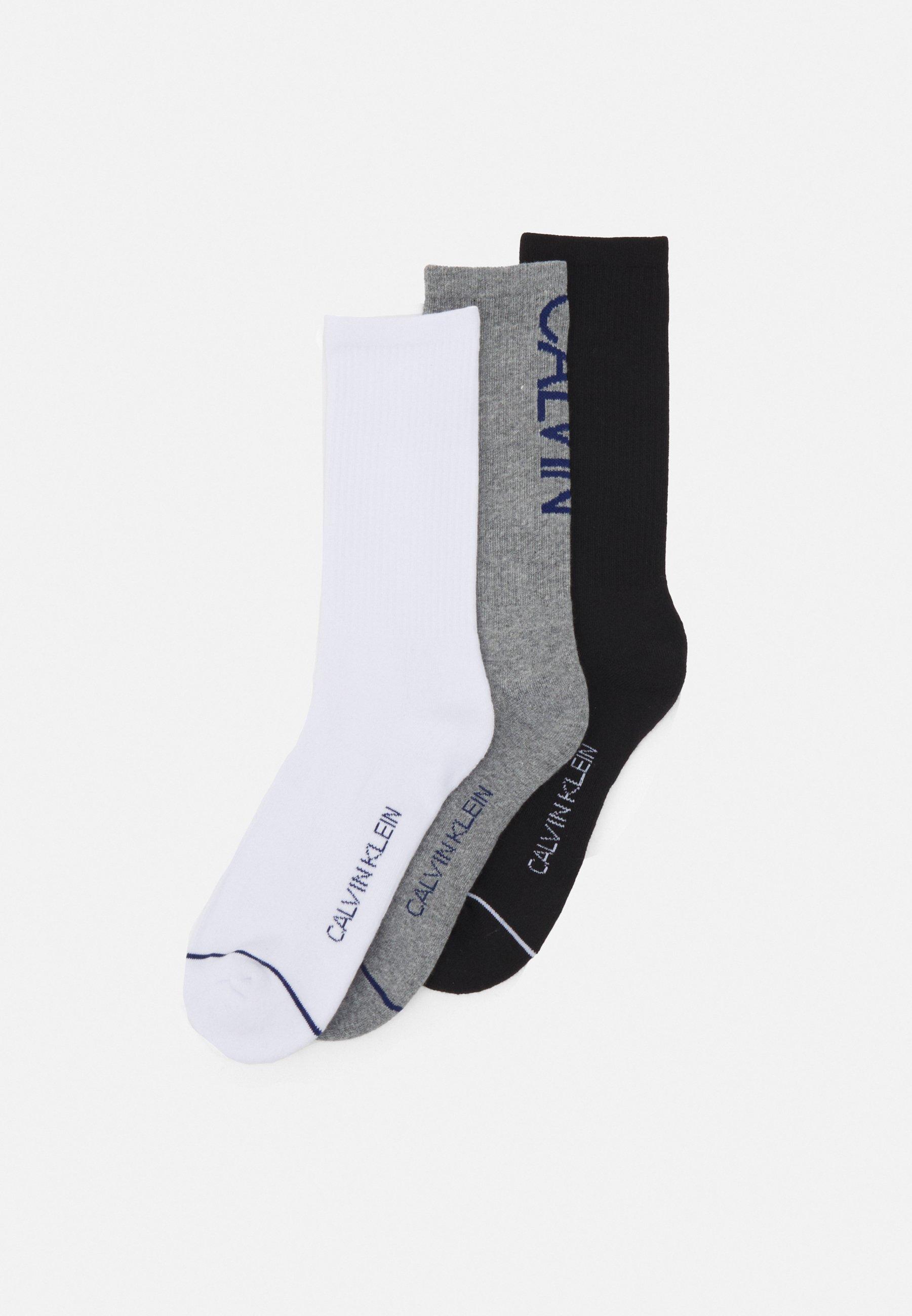 Men MENS CREW ATHLEISURE GAVIN 3 PACK - Socks