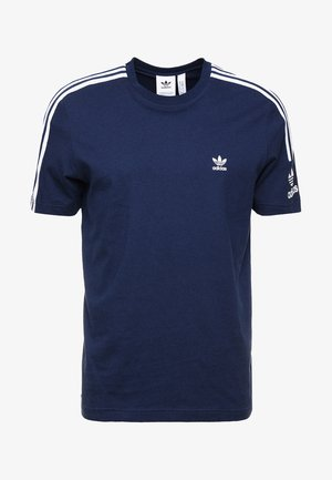 TECH TEE - T-shirt con stampa - navy