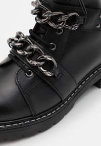 Kurt Geiger London - STORM - Lace-up ankle boots - black - 6