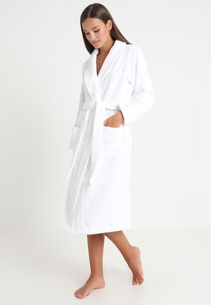 ROBE - Dressing gown - white