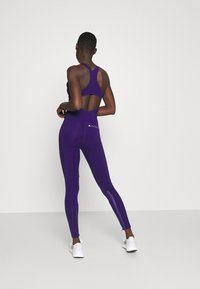 adidas by Stella McCartney - TRUEPUR ONE - Gym suit - collegiate purple - 2