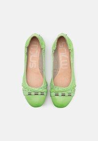 MJUS - CHANTAL CHANTALLY - Ballerina's - pistachio - 5