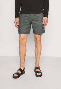 Banana Republic - CORE TEMP EASY - Shorts - heathered charcoal - 0