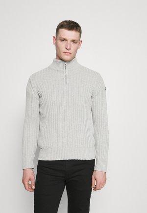 PLECO RAGE - Jumper - light grey