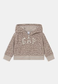 GAP - LOGO ACTIVE  - Fleece jacket - grey - 0