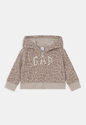 LOGO ACTIVE  - Fleece jacket - grey