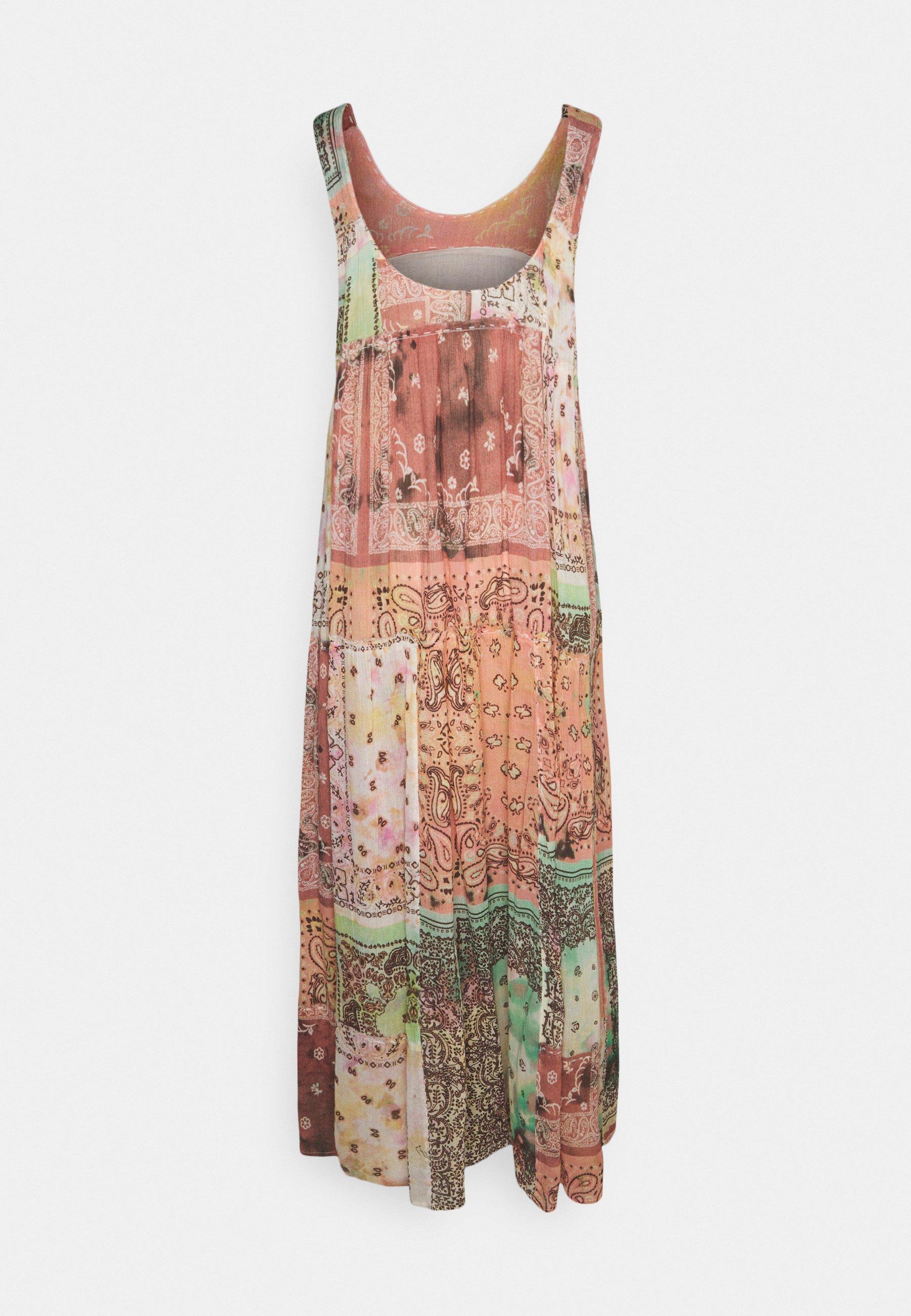Women BANDANA RAMA DRESS - Maxi dress