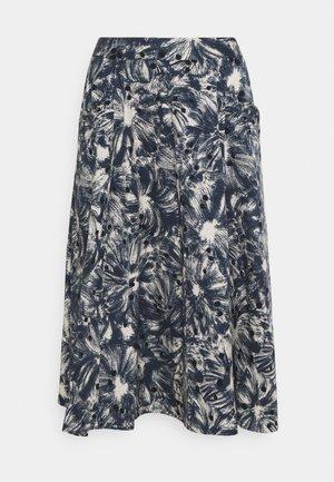 KINSLEY PLEAT SKIRT - A-line skirt - vanilla cream