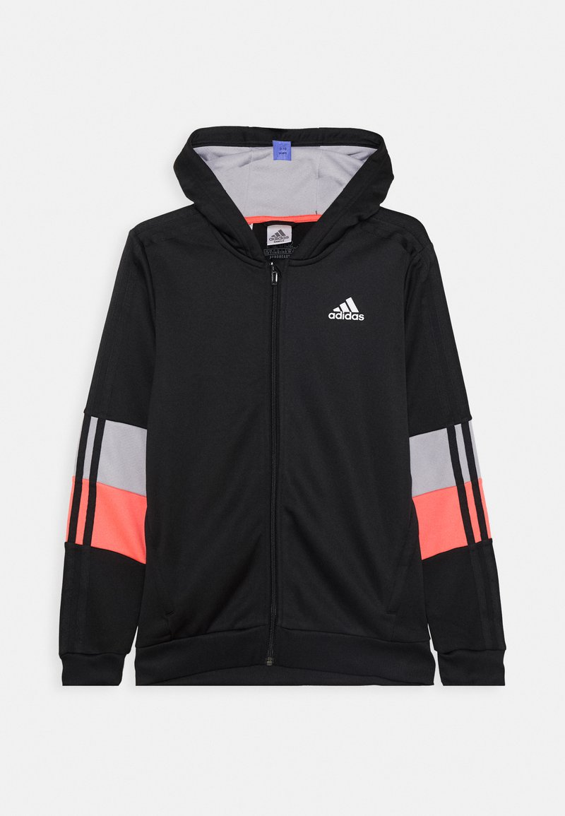 adidas Performance - Zip-up hoodie - black
