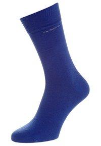 camano - 4 PACK - Socken - prussian blue/black - 2