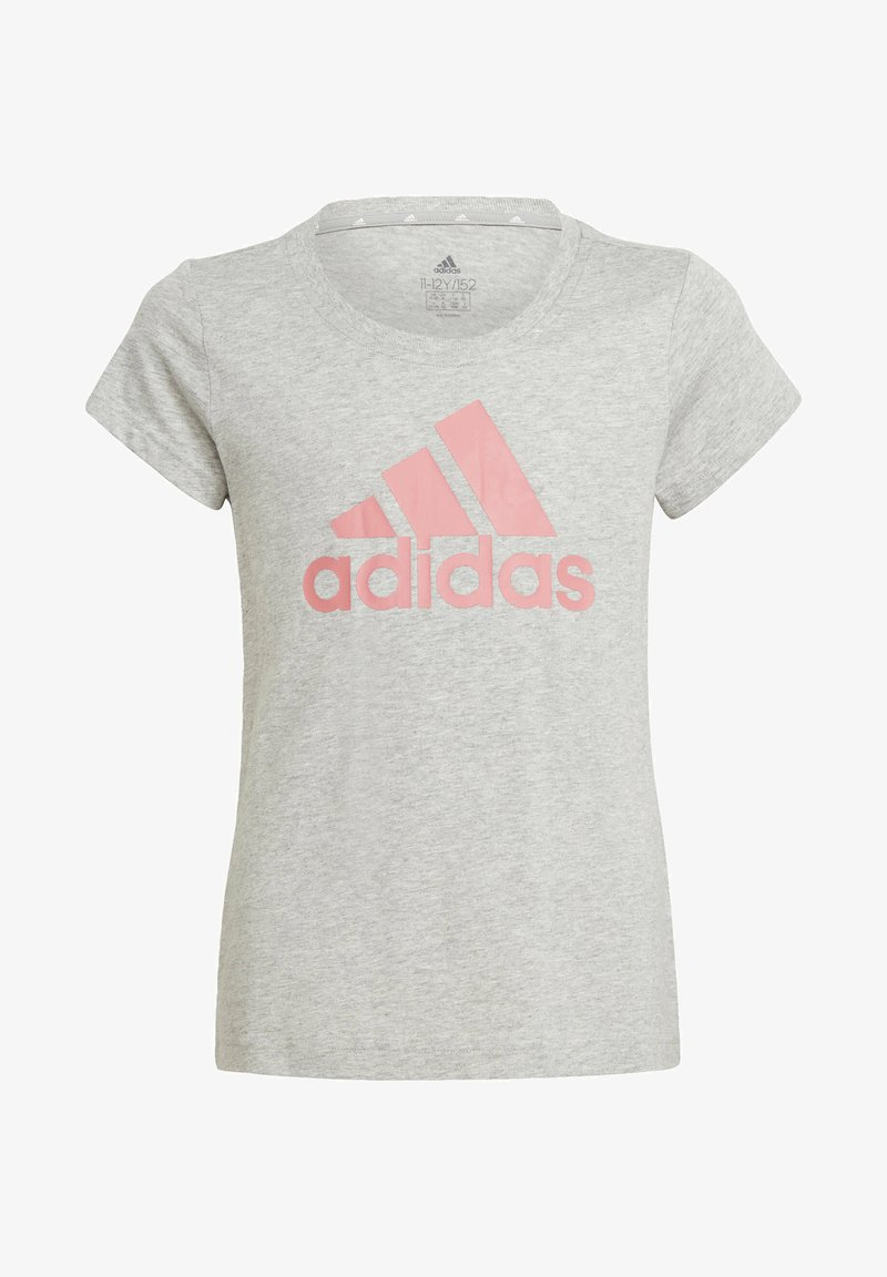adidas Performance - G BL T - Print T-shirt - grey