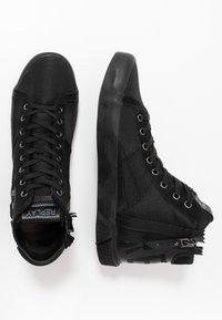 Replay - BASKIN - Sneakers alte - black - 1