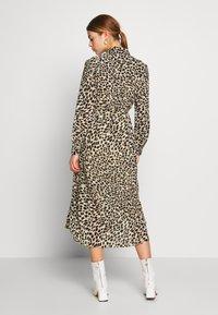 Great Plains London - CARA LEOPARD - Denní šaty - beige - 2