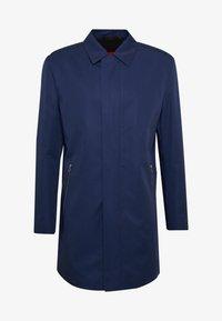 HUGO - MAREC - Halflange jas - dark blue - 4