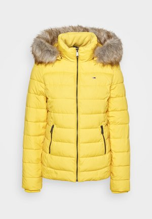 ESSENTIAL HOODED - Veste d'hiver - star fruit yellow