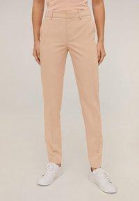 Mango - BOREAL6 - Spodnie garniturowe - rosa - 0