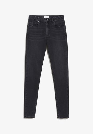 TILLY - Slim fit jeans - grey wash