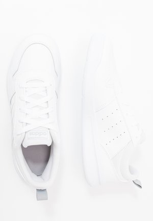 VECTOR K UNISEX - Obuwie treningowe - footwear white/grey two