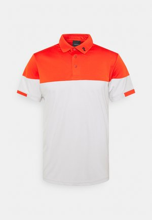 PLAYER BLOCK - Polo shirt - antarctica super nova