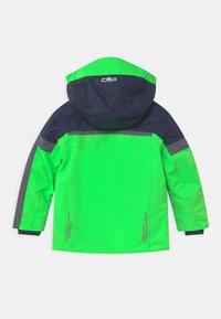 CMP - BOY SNAPS HOOD - Lyžařská bunda - verde fluo - 1